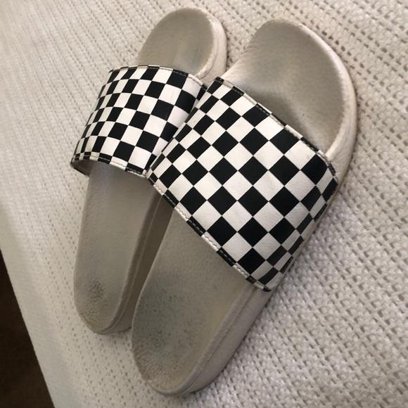 Vans Shoes - Vans slides